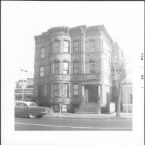 Image of [#6749 Fourth Avenue, Brooklyn, L.I.] - John D. Morrell photographs