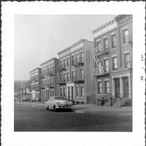 Image of [North side of 62nd Street.] - John D. Morrell photographs