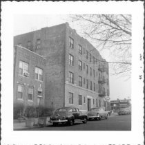 Image of [North side of 64th Street.] - John D. Morrell photographs