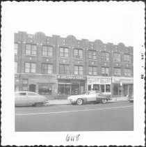Image of [West side of 4th Avenue.] - John D. Morrell photographs