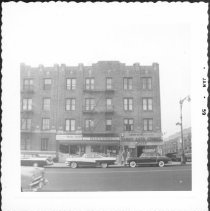 Image of [West side of 4th Avenue between 63rd Street and 64th Street.] - John D. Morrell photographs
