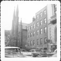 Image of [Pierrepont Street (north side) looking west.] - John D. Morrell photographs