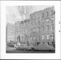 Image of [East side of Bedford Avenue.] - John D. Morrell photographs