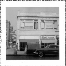 Image of [Montague Street, north side.] - John D. Morrell photographs