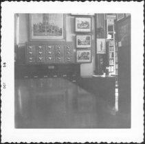 Image of [Manuscript room, Long Island Historical Society.] - John D. Morrell photographs