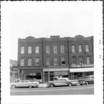 Image of [Southeast corner of 68th Street and 4th Avenue (left).] - John D. Morrell photographs