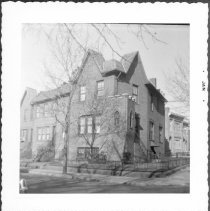 Image of [Northwest corner of 68th Street (left) and 7th Avenue.] - John D. Morrell photographs