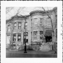 Image of [North side of 61st Street.] - John D. Morrell photographs