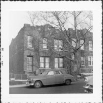 Image of [Northeast corner of 61st Street and 2nd Avenue, Brooklyn.] - John D. Morrell photographs