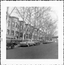 Image of [North side of 61st Street looking east toward 3rd Avenue.] - John D. Morrell photographs