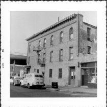 Image of [North side of 61st Street, Brooklyn.] - John D. Morrell photographs