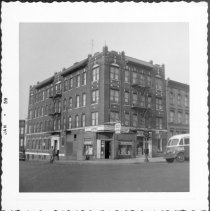 Image of [Northwest corner of 4th Avenue and 61st Street.] - John D. Morrell photographs