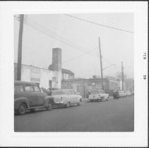 Image of [North side of 73rd Street between 6th Avenue and 7th Avenue.] - John D. Morrell photographs