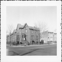 Image of [West side of 7th Avenue.] - John D. Morrell photographs