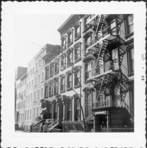 Image of [West side of Columbia Heights.] - John D. Morrell photographs