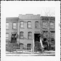 Image of [#544 Clinton Street.] - John D. Morrell photographs