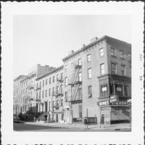 Image of [North side of Schermerhorn Street.] - John D. Morrell photographs