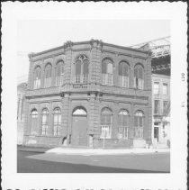 Image of [Fulton Street at corner of Front Street.] - John D. Morrell photographs