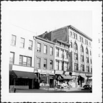 Image of [Court Street.] - John D. Morrell photographs