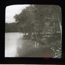 Image of [Lake, Prospect Park] - Adrian Vanderveer Martense collection