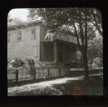 Image of [Bergen House, Brooklyn] - Adrian Vanderveer Martense collection