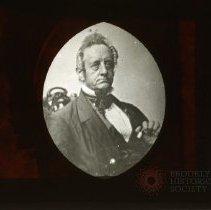 Image of [Man in formal pose] - Adrian Vanderveer Martense collection