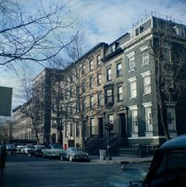 Image of [North side of Joralemon Street.] - John D. Morrell photographs