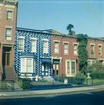 Image of [119 Milton Street and 121 Milton Street.] - John D. Morrell photographs