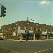 Image of [Northeast corner of E. 3rd Street.] - John D. Morrell photographs