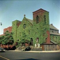 Image of [Catholic Church.] - John D. Morrell photographs
