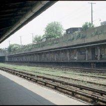 Image of [Ft. Hamilton Parkway Station.] - John D. Morrell photographs