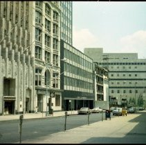 Image of [View of north side of Montague Street.] - John D. Morrell photographs