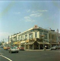Image of [N.E. corner of E. 16th Street & Kings Highway.] - John D. Morrell photographs