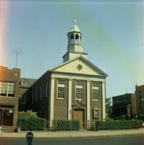 Image of [Borough Park Italian Baptist Church.] - John D. Morrell photographs