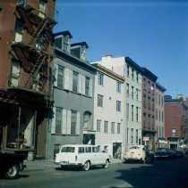 Image of [West side of Hicks Street.] - John D. Morrell photographs