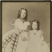 Image of Louis Ramus Sisters - Ramus family papers and photographs