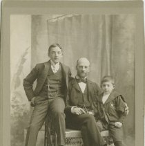 Image of [Ramus Father and Sons] - Ramus family papers and photographs