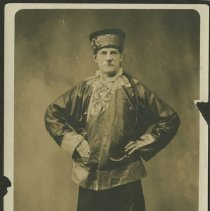 Image of Louis Ramus [at the Masquerade Ball] - Ramus family papers and photographs