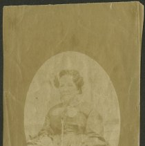 Image of Aunt Maria (Silverberg) - Ramus family papers and photographs
