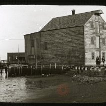 Image of Van Wicklen Mill - Ralph Irving Lloyd lantern slides
