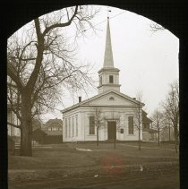 Image of Flatlands Dutch Reformed Church - Ralph Irving Lloyd lantern slides