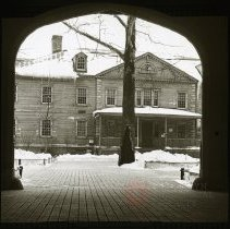 Image of Erasmus Hall - Ralph Irving Lloyd lantern slides