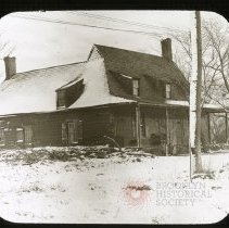 Image of Crook's Mill House - Ralph Irving Lloyd lantern slides