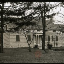 Image of Lawrence Farm House, Lawrence Road - Ralph Irving Lloyd lantern slides