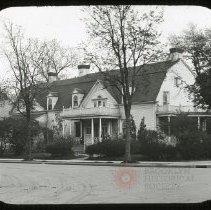 Image of Kouwenhoven-Benson House - Ralph Irving Lloyd lantern slides