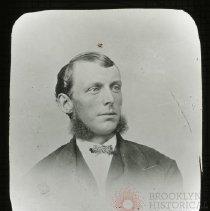 Image of Russell G. Lloyd, from a daguerreotype - Ralph Irving Lloyd lantern slides