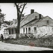 Image of Simon Cortelyou House - Ralph Irving Lloyd lantern slides