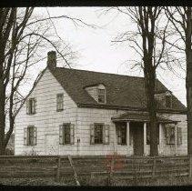 Image of Ryder House - Ralph Irving Lloyd lantern slides