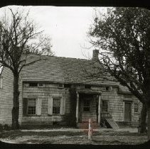 Image of Old Farm House - Ralph Irving Lloyd lantern slides