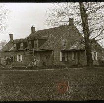 Image of Bergen House, Bergen Beach, Flatlands - Ralph Irving Lloyd lantern slides